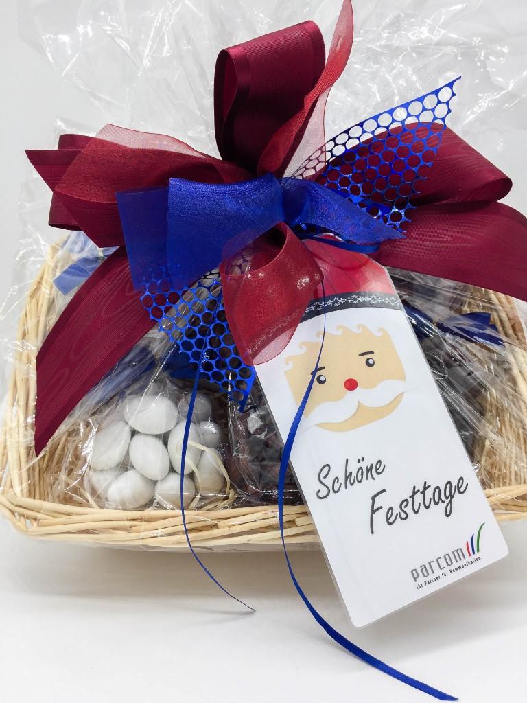 Firmengeschenke Geschenkkorb