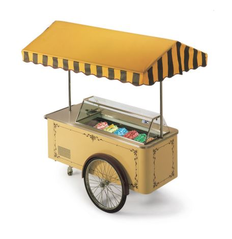Gelatiwagen Carrettino