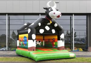 Hüpfburg Mieten Giraffe Klein